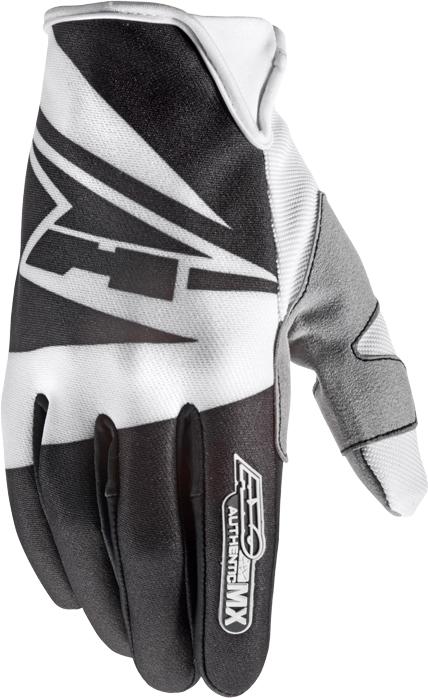 AXO SX cross gloves Black White