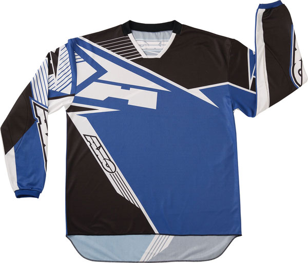 Jersey cross AXO SR Blue