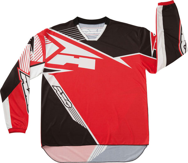 Jersey cross AXO SR Red