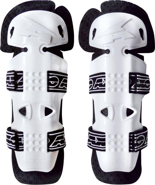 Knee AXO De Luxe White