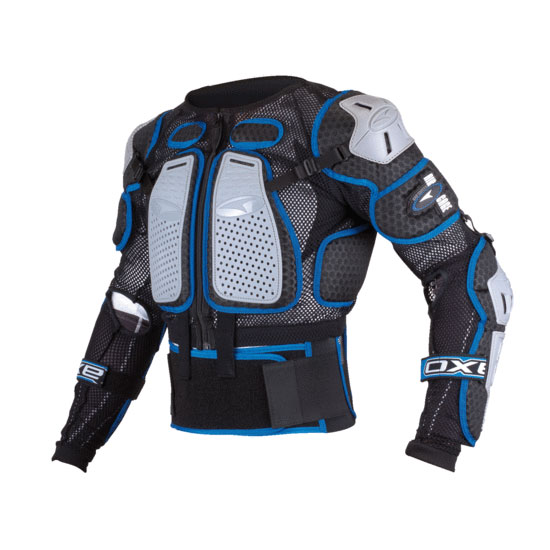 Harness complete AXO Air Cage Black Blue