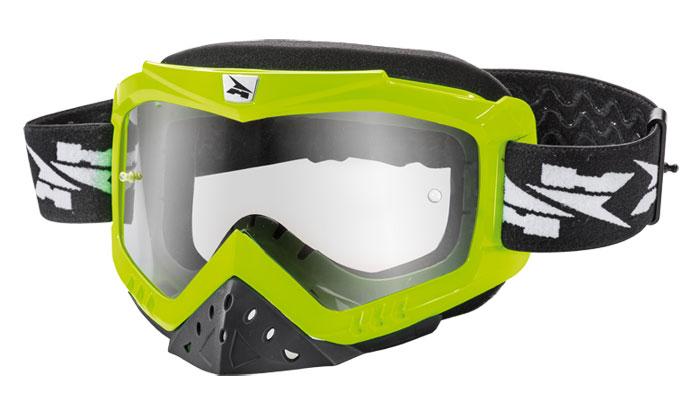 AXO Zenit cross goggles Green