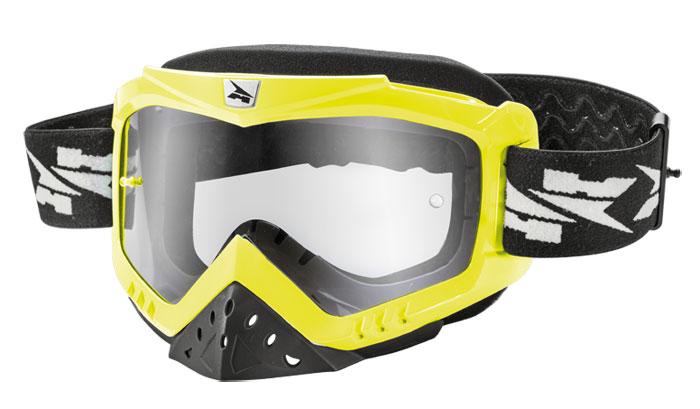 AXO Zenit cross goggles Yellow
