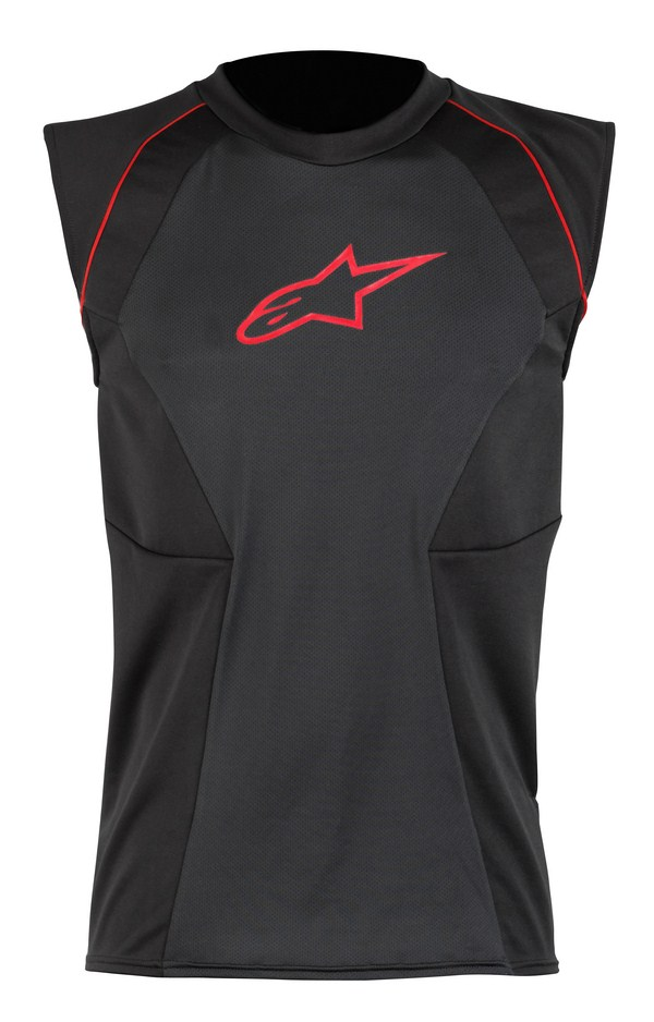 Alpinestars MX Cooling vest black red
