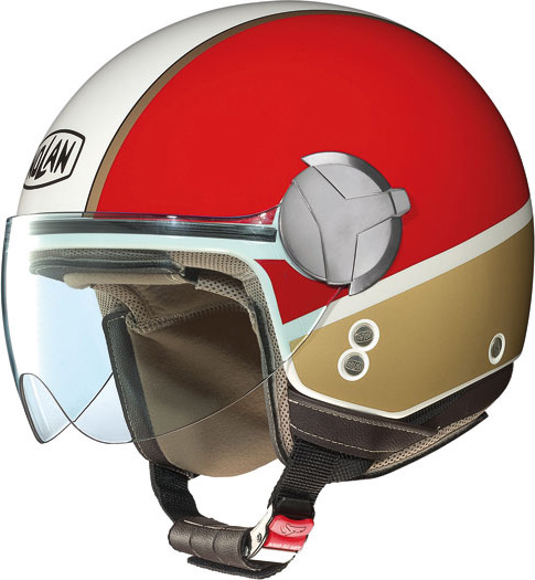 NOLAN N20 TRaffic Rider PLus jet helmet