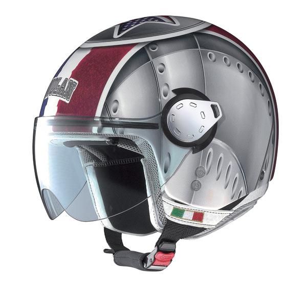 Nolan N20 Traffic Set Plus Top Gun jet helmet