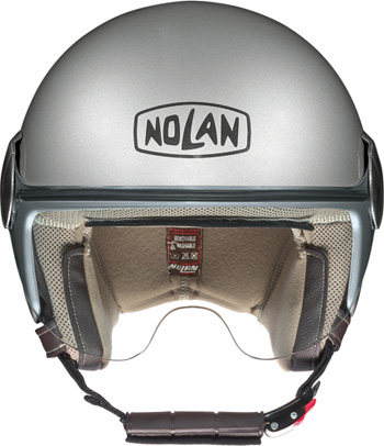 NOLAN N20 Traffic Caribe Plus col. metal black