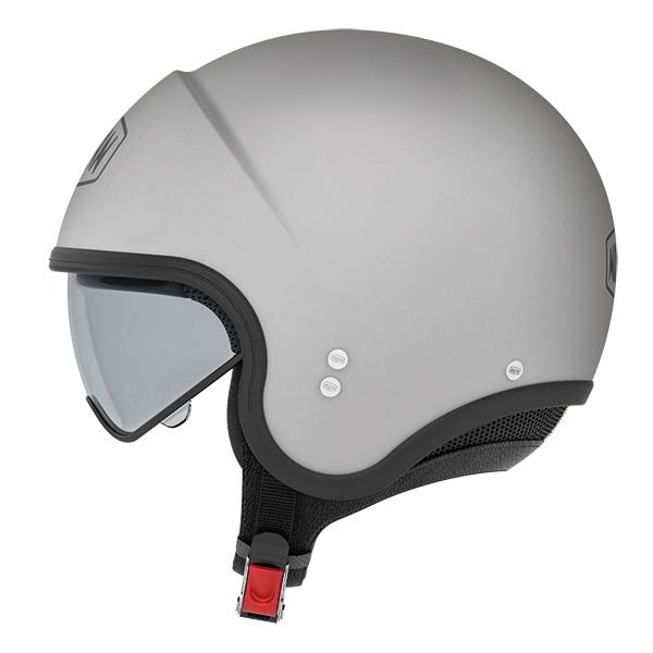 Nolan N21 Banner jet helmet Matte Black Orange