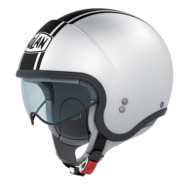 Nolan N21 Caribe jet helmet White