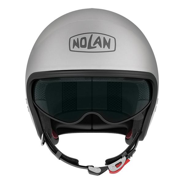 Nolan N21 Durango jet helmet Matte Black Orange