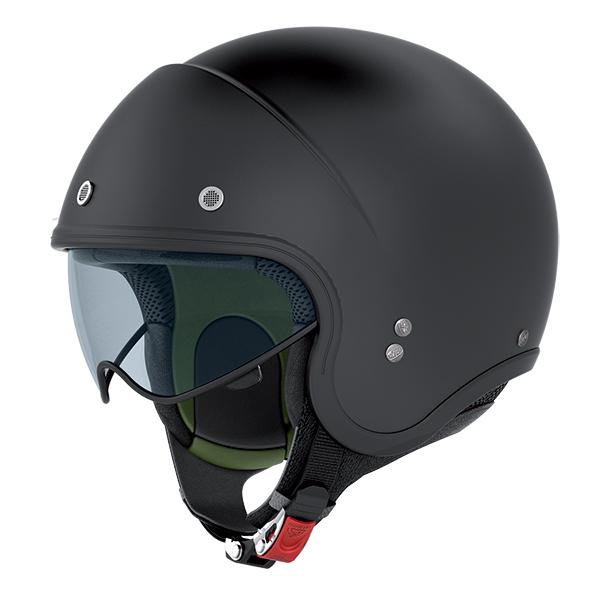 Nolan N21 Durango jet helmet Matte Black