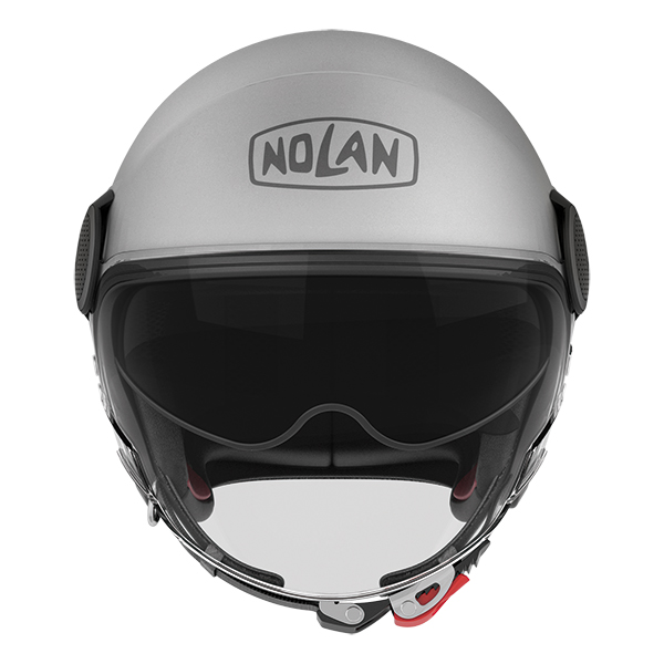 Nolan N21 Visor Asso jet helmet Red White Yellow