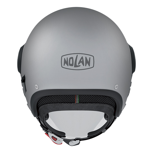 Nolan N21 Visor Duetto jet helmet White Yellow