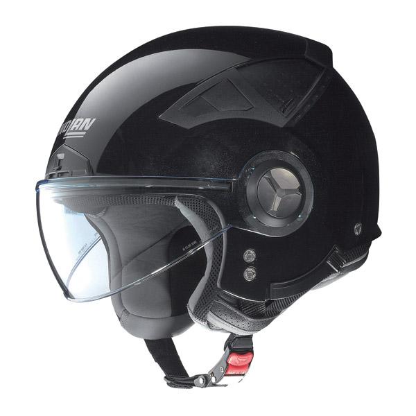 Nolan N33 Special jet helmet metal black