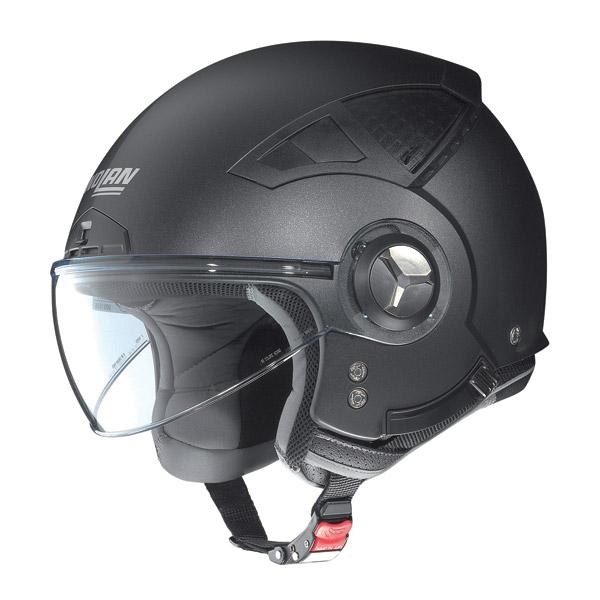 Casco moto Nolan N33 Special black graphite