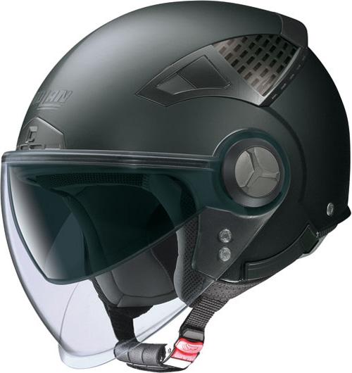 NOLAN N33 Classic jet helmet col. flat black