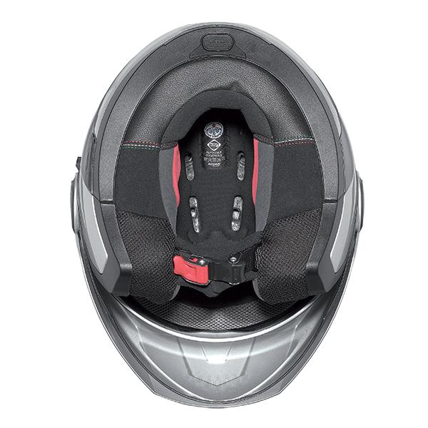 Nolan N40 Special Plus N-Com jet helmet Graphite Black