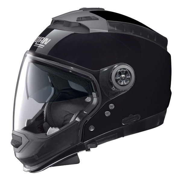 Nolan N44 Classic crossover helmet glossy black omol. P-J