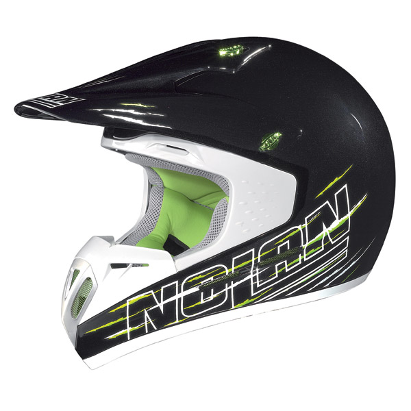 Casco moto off-road Nolan N52 GRIP