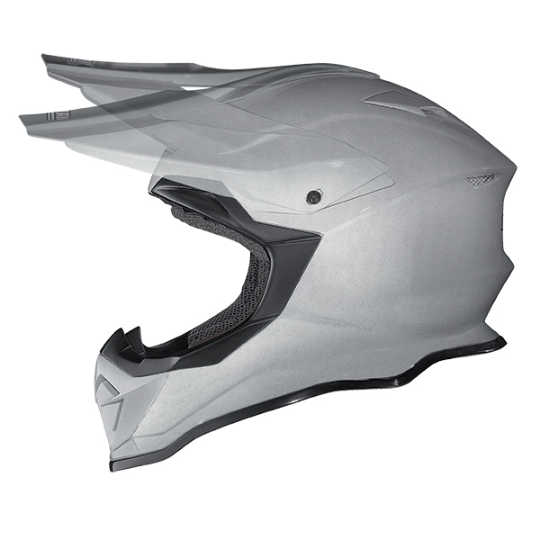 Nolan N53 Comp cross helmet White Black Blue