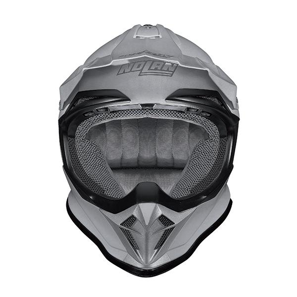 Nolan N53 Comp cross helmet Black Orange