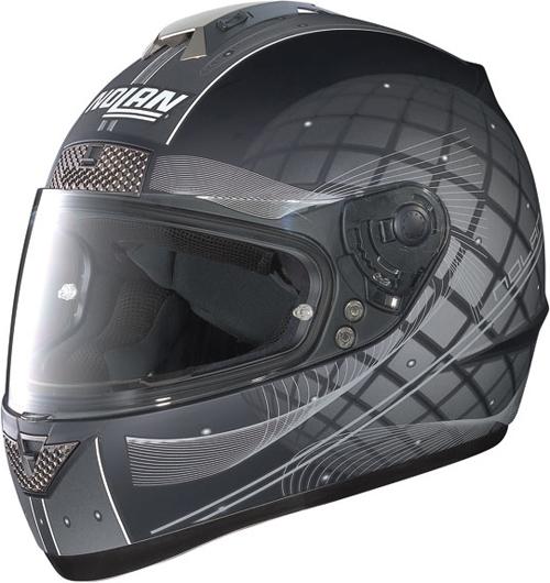 NOLAN N63 Link full-face helmet col. flat black