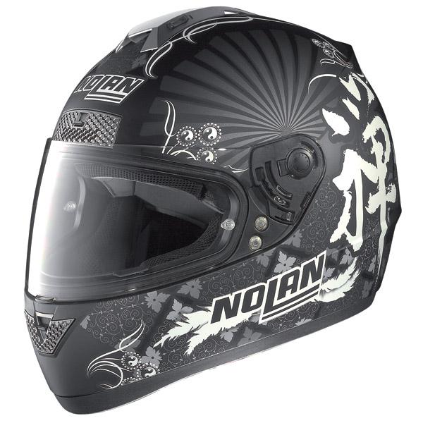 Casco moto Nolan N63 Zen flat black