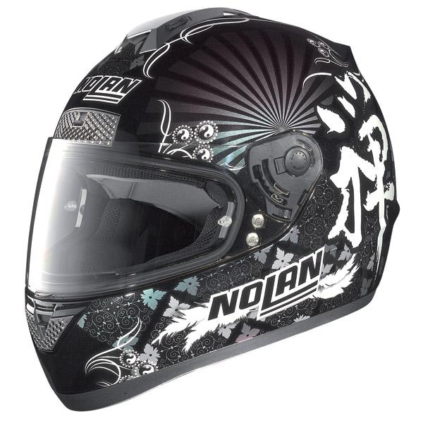 Casco moto Nolan N63 Zen Metal black
