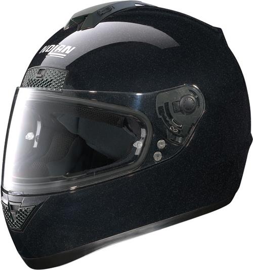 NOLAN N63 Genesis full-face helmet col. metal black