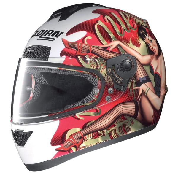 Nolan N63 Burlesque full-face helmet