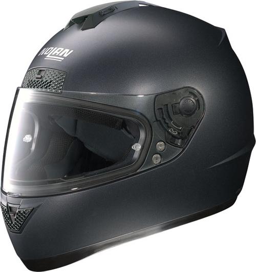 Casco moto integrale Nolan N63 Genesis black graphite