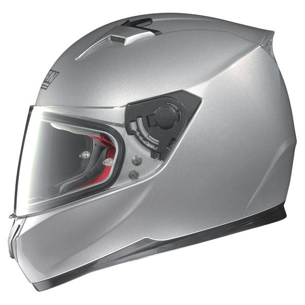 Casco moto integrale Nolan N64 Gemini Replica Melandri bianco