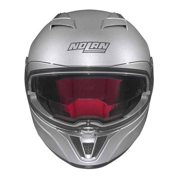Nolan N86 Electro full face helmet Black Red