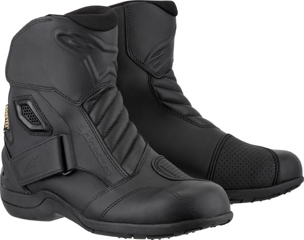 Alpinestars New Land Gore-Tex motorcycle boots black
