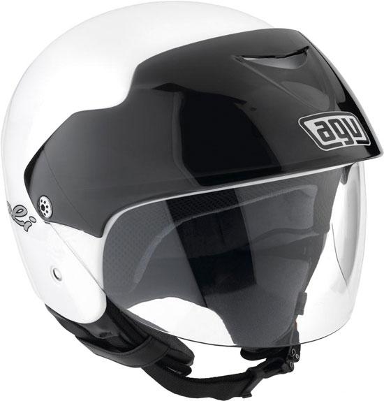 Casco moto Agv New Bali Mono bianco