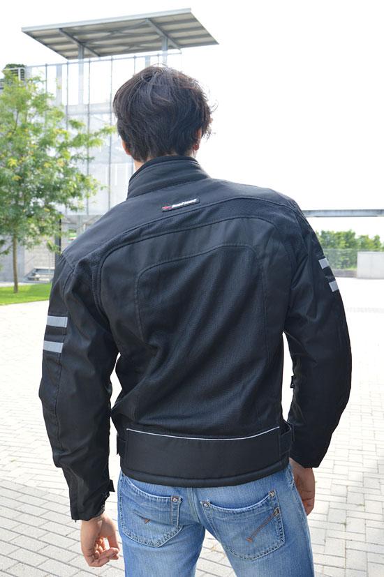 Giubbotto moto estivo Befast NewSun