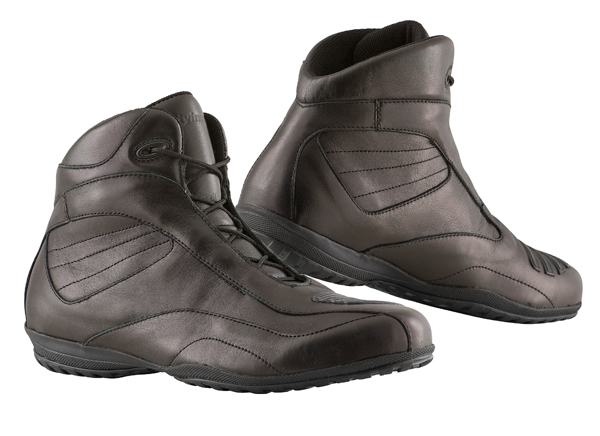 Scarpe moto Stylmartin Norwich High marroni