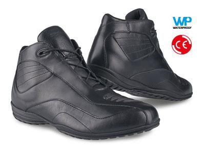 Stylmartin Norwich Low Shoe Black Waterproof