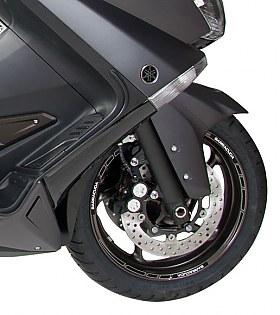 Barracuda Adesivi Yamaha T-Max 08 Nero