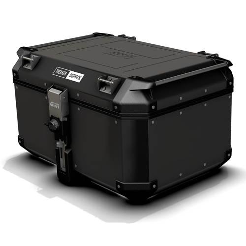 Givi Trekker Outback 58lt Monokey top case Black