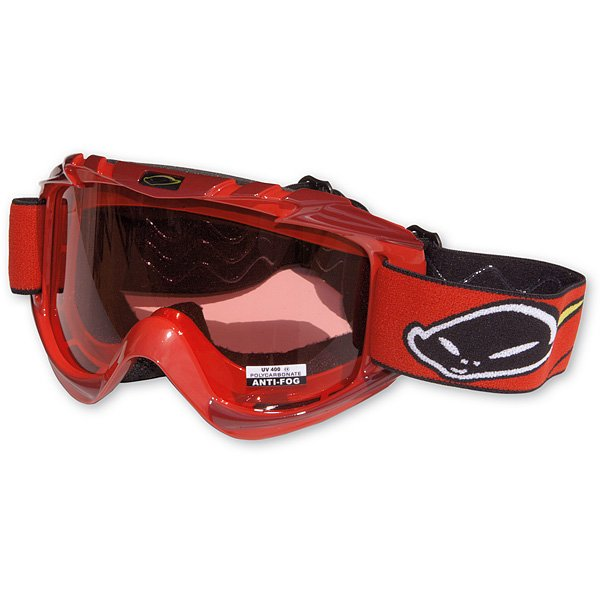Ufo Plast Nazca cross goggles Red