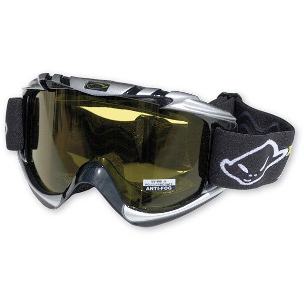 Ufo Plast Nazca cross goggles Black