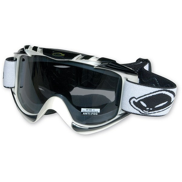 Ufo Plast Nazca cross goggles White