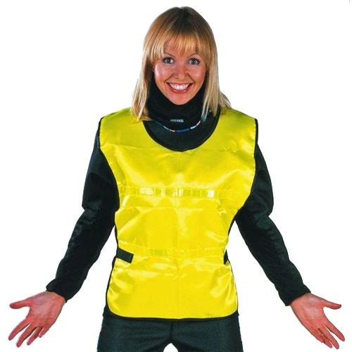 Gilet alta visibilità Oxford Giallo Neon