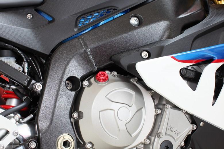 Evotech Tappo olio BMW Titanio