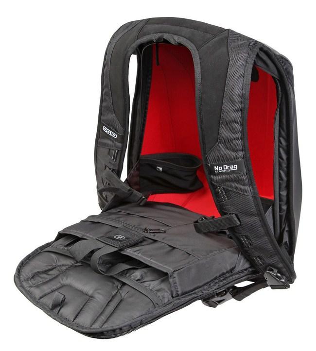 Ogio No Drag Mach 3 Stealth back Pack
