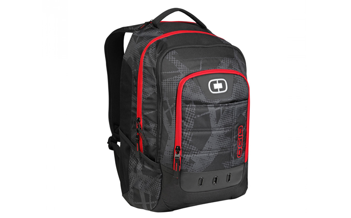 Ogio Lifestile collection Operative Fracture backpack Black Red