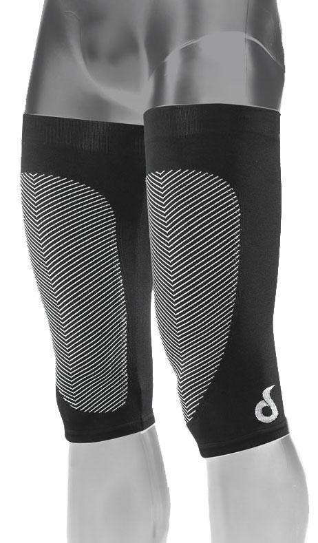 Pair leggings thigh Sixs Osmosixs Black