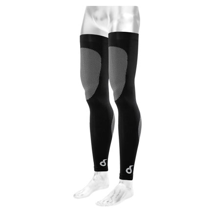 Calza gambale lunga Sixs Osmosixs Nero