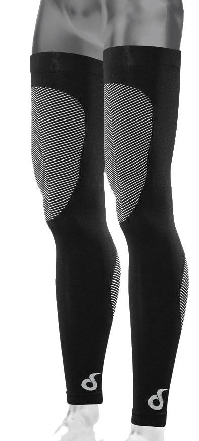Pair leggings long Sixs Osmosixs Black